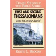 First & Second Thessalonians-Teach Yourself the Bible Series - eBook