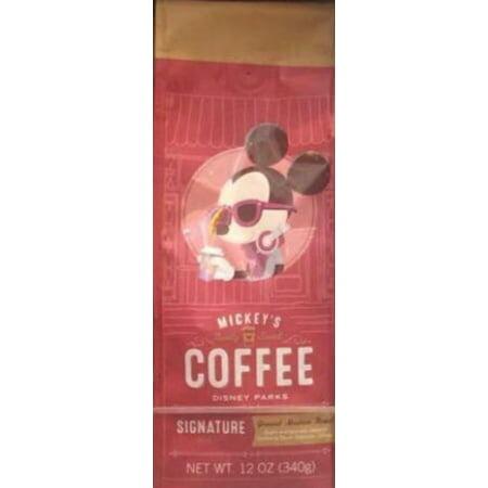 Disney Mickey's Coffee Signature Roast 12oz. New Sealed