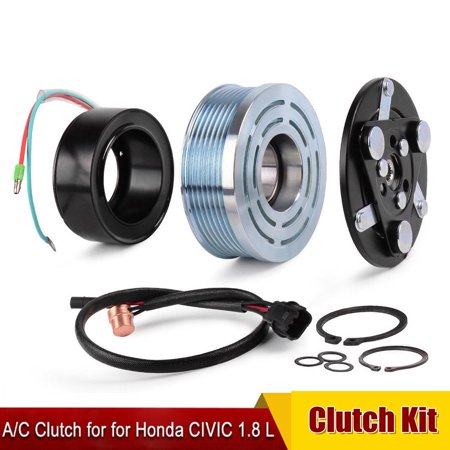 - For Honda Civic 06-11 A/C Compressor AC Clutch Assembly Repair Kit