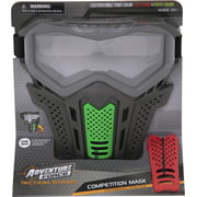 Adventure Force Tactical Strike Tactical Gear Team Competition Mask - Compatible with NERF RIVAL blasters