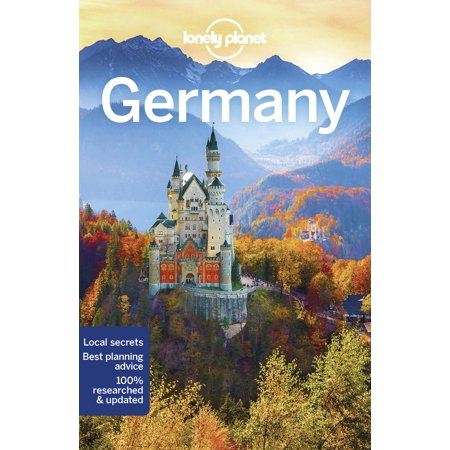 Lonely Planet Germany (Lonely Planet Canada)