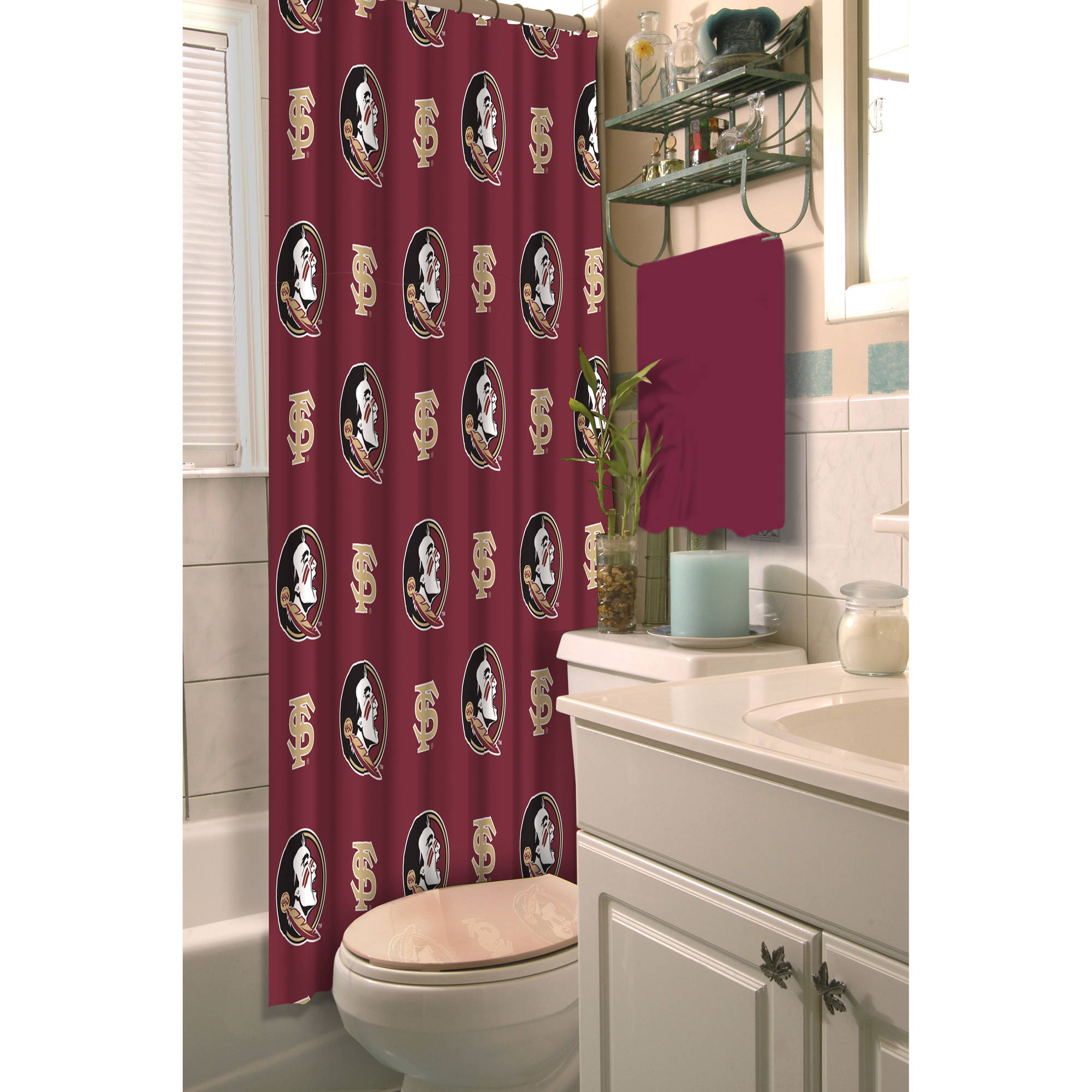NCAA Shower Curtain, Florida State
