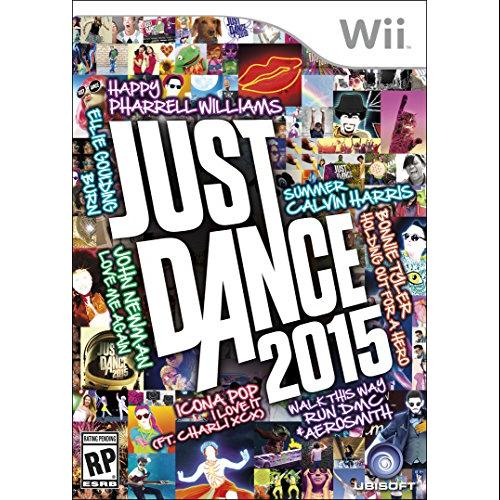 Ubisoft Just Dance 2015 - Entertainment Game - Wii (ubp10700973)