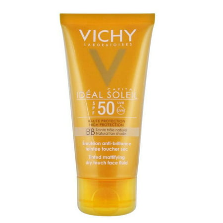 Vichy Capital Soleil Tinted Dry Touch Face Fluid SPF 50 50ml