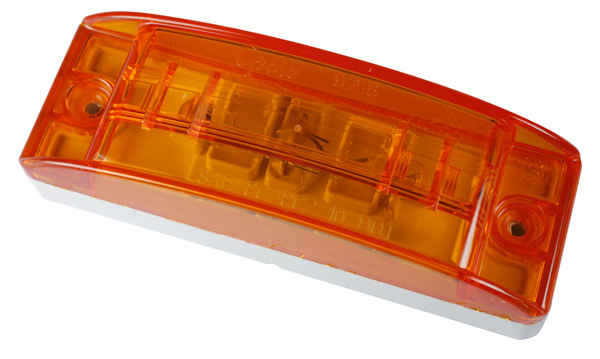 Optic Lens Grote 45182 Red 2 1//2 Round Clearance Marker Light