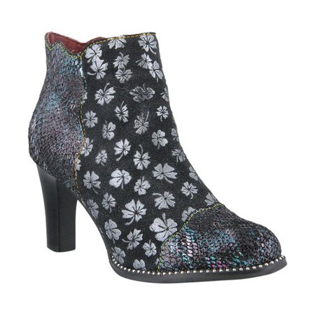 Lady Luck Costume (Women's L'Artiste by Spring Step Luck Heeled Ankle)