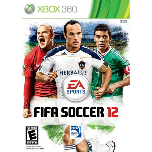FIFA Soccer 12 (Xbox 360)