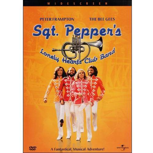 Sgt. Pepper's Lonely Hearts Club Band (Widescreen)