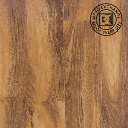 Dyno Exchange Impact Collection Laminate Flooring Tazmanian Walnut
