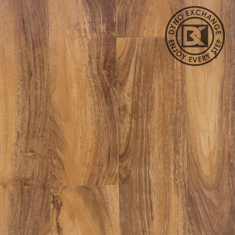 Dyno Exchange, Impact Collection Laminate Flooring, Tazmanian Walnut (14.83 sqft/box)