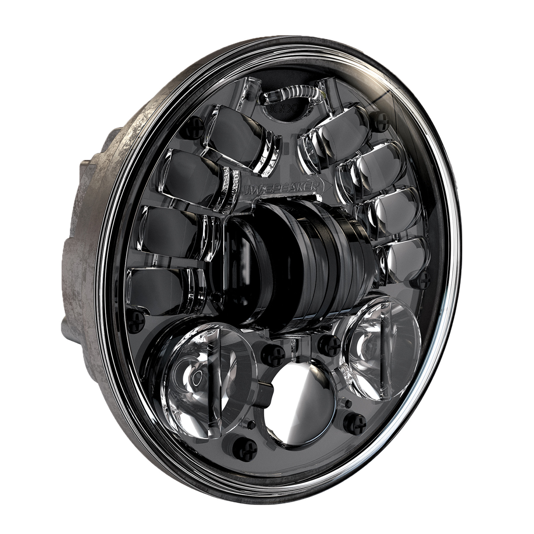"ADAPTIVE HEADLIGHT 5.75"" BLACK J.W. Speaker Corporation"