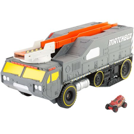 Matchbox Color Changers Meteor Hauler Play Set