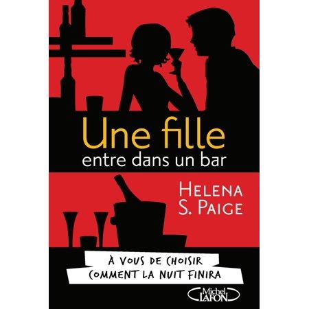 Une fille entre dans un bar - eBook