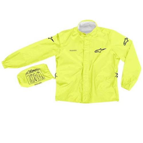 Alpinestars Quick Seal Out Jacket And Pants Yellow