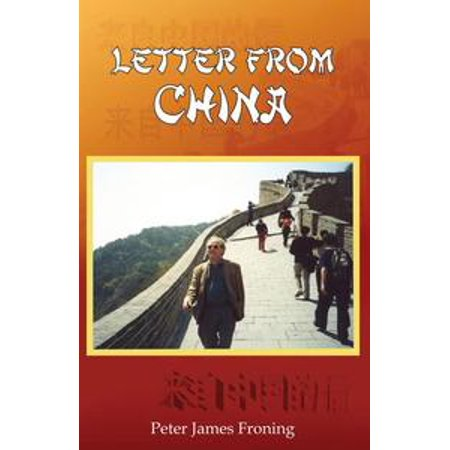 Letter from China - eBook](Chinese Letters Az)