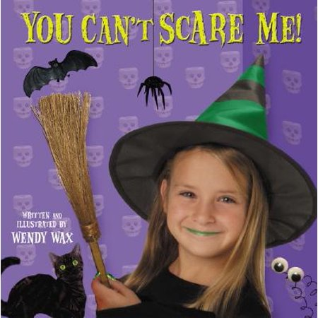 You Can't Scare Me!, Wax, Wendy](Wendy Halloween)