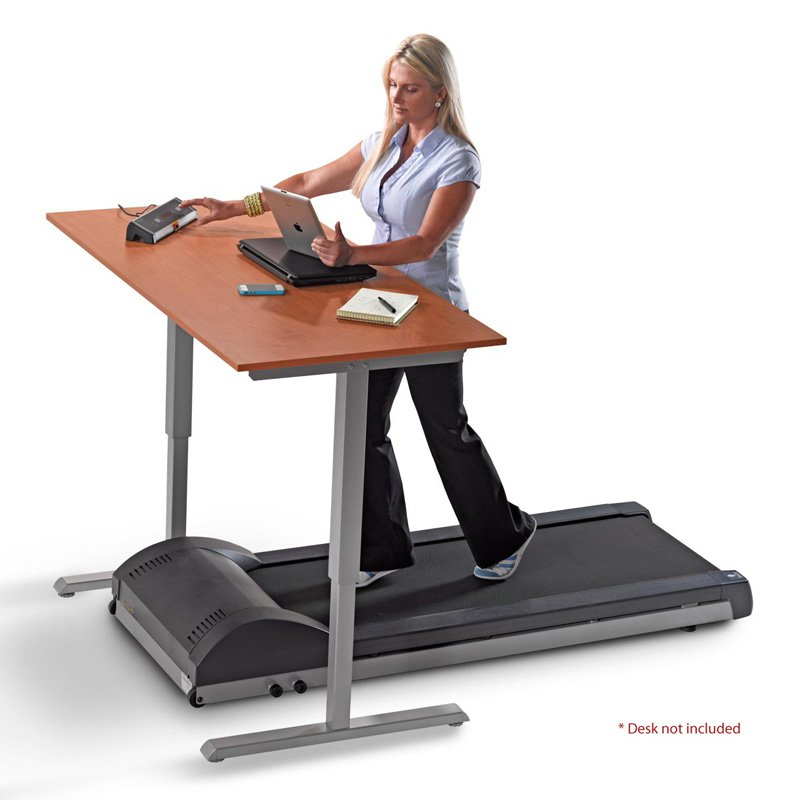 LifeSpan TR800 DT3 Standing Desk Treadmill