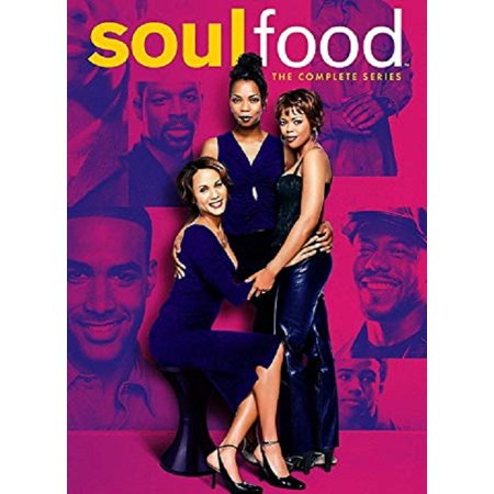 Soul Food: The Complete Series (DVD)