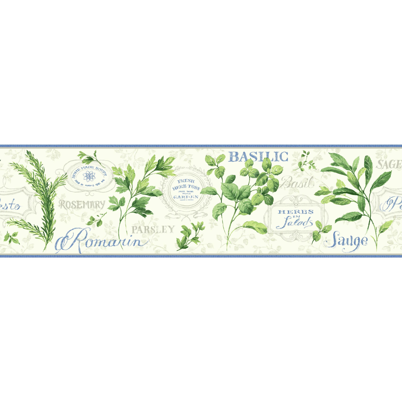 Border Portfolio II Aromatique Herb Border