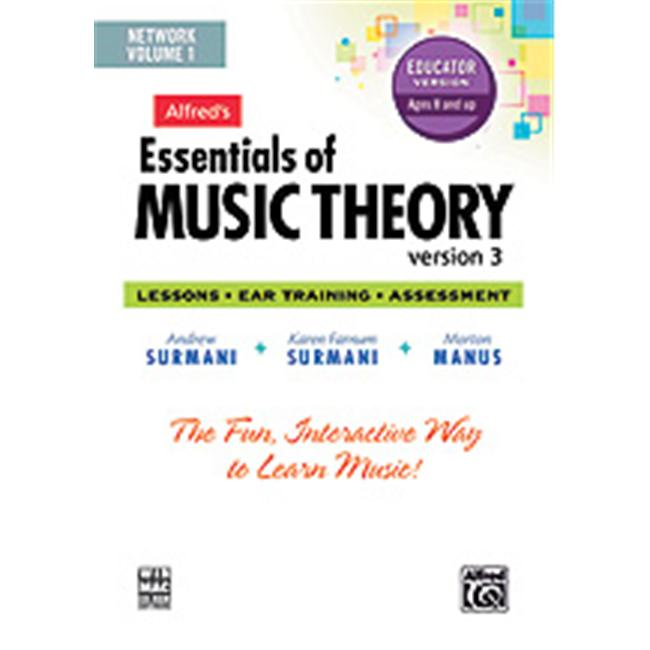Alfred Publishing s Essentials of Music Theory Network Ve...