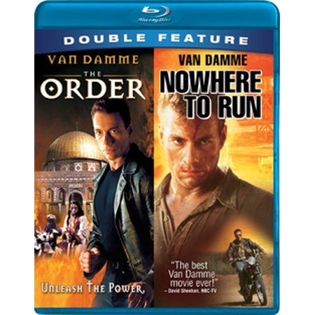 Jean Claude Van Damme Double Feature (Blu-ray)