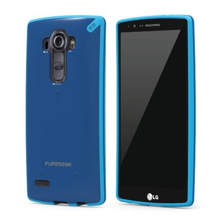 Pure Gear Slim Shell Protecive Cell Phone Case - Blue - LG G4 Blue Cell Phone Case