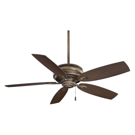 Minka Aire F614-FB Timeless 54 in. Indoor Ceiling Fan - French Beige - ENERGY STAR French Country Ceiling Fan