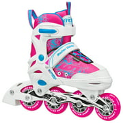 Roller Derby ION 7.2 Girl's Adjustable Inline Skates