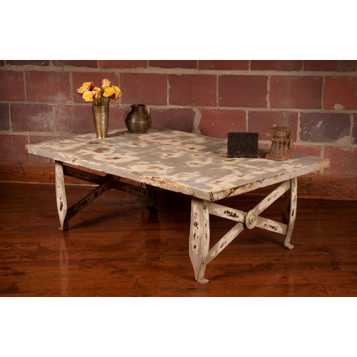 William Sheppee British Raj Bundi Coffee Table by William Sheppee