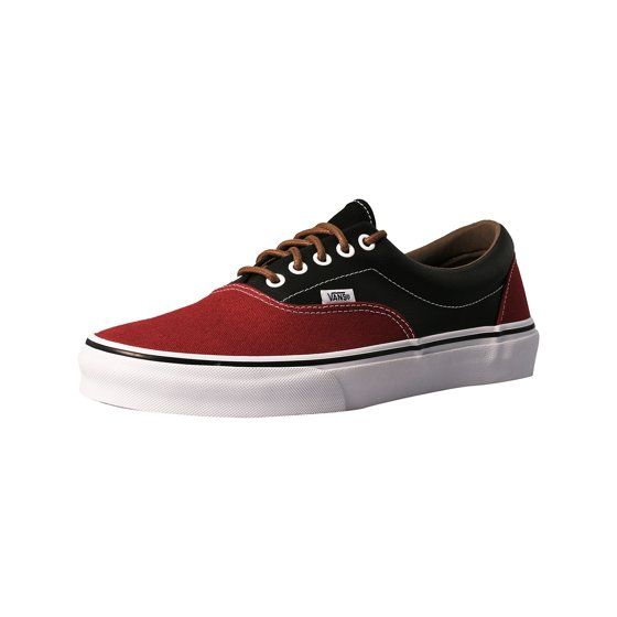 Vans - Vans Men s Era Stars  Stripes Ankle-High Canvas Fashion Sneaker - 8M  - Walmart.com 24724db08