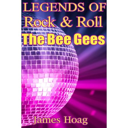 Legends of Rock & Roll: The Bee Gees - eBook - Bee Gees Outfits