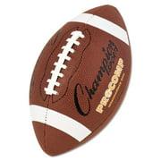 Champion Sports Pro Composite Football, Intermediate Size, 21\ by CHAMPION SPORT