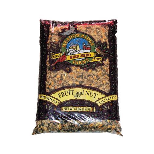 Jrk Seed & Turf Supply B200708 8LB Fruit Nut Bird Food by JRK SEED & TURF SUPPLY