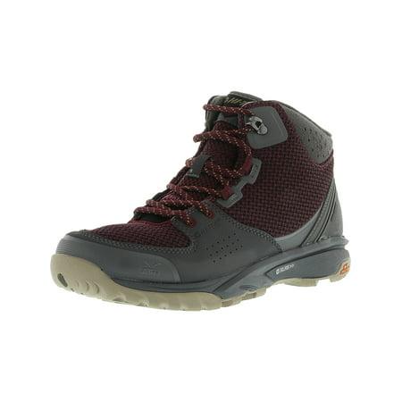 bd100dac927a Hi-Tec Women s V-Lite Wild-Life I Wine   Charcoal Ankle-High Hiking ...