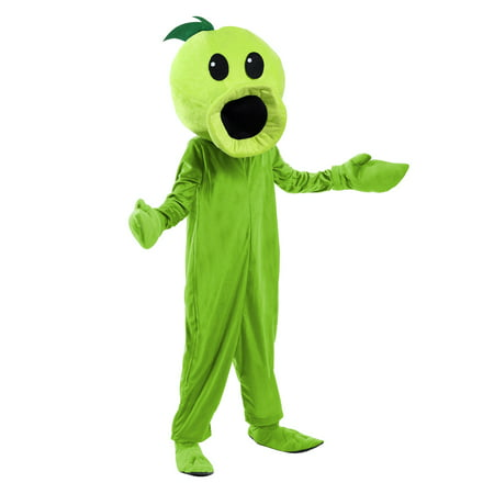 Plants Vs Zombies Child Peashooter Costume](Toddler Zombie Costumes)