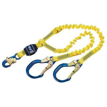 3M DBI-SALA 1246193 EZ-Stop 100% Tie-Off Shock Absorbing Lanyard Dbi Sala Ez Stop