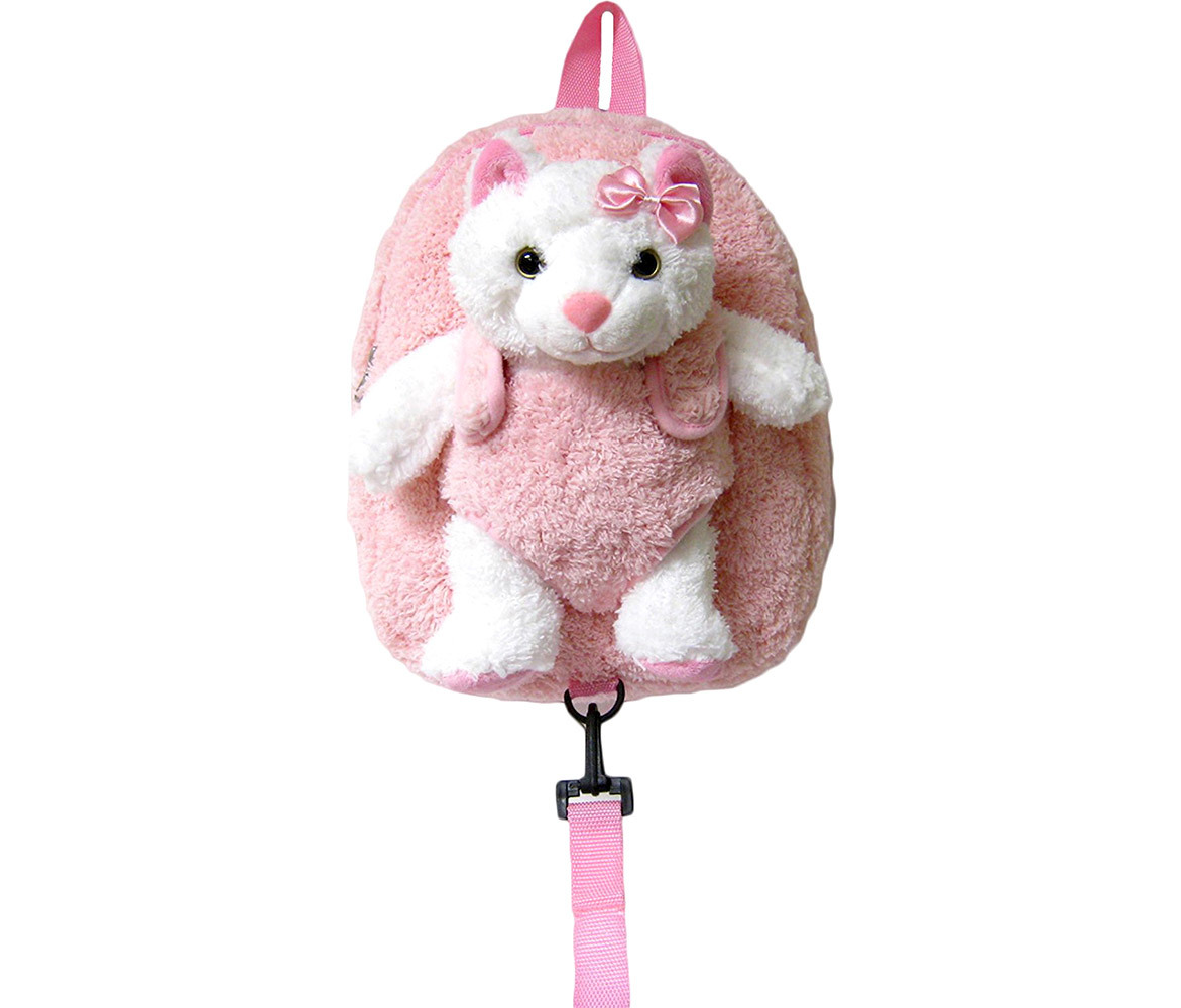 Toddler Accessories Kreative Kids Pink Cat Baby Safety Backpack Harness with Leash (3pc... by Kreative Kids