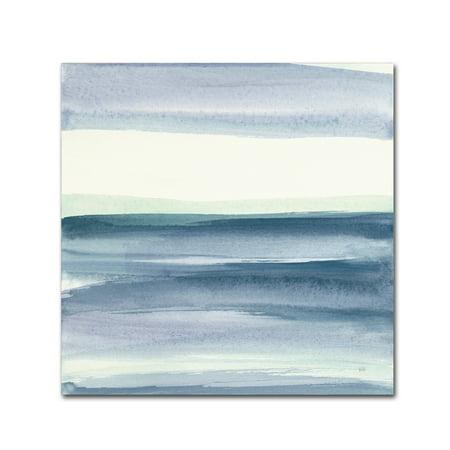 Balance Iv Canvas - Trademark Fine Art 'Mint Dawn IV' Canvas Art by Chris Paschke
