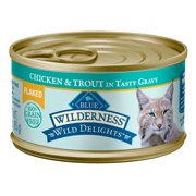 Cat Food: Blue Buffalo Wilderness Wild Delights
