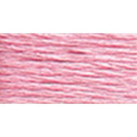 - DMC Pearl Cotton Ball Size 8 87yd-Very Light Cranberry