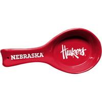 Nebraska Cornhuskers Ceramic Spoon Rest - No Size