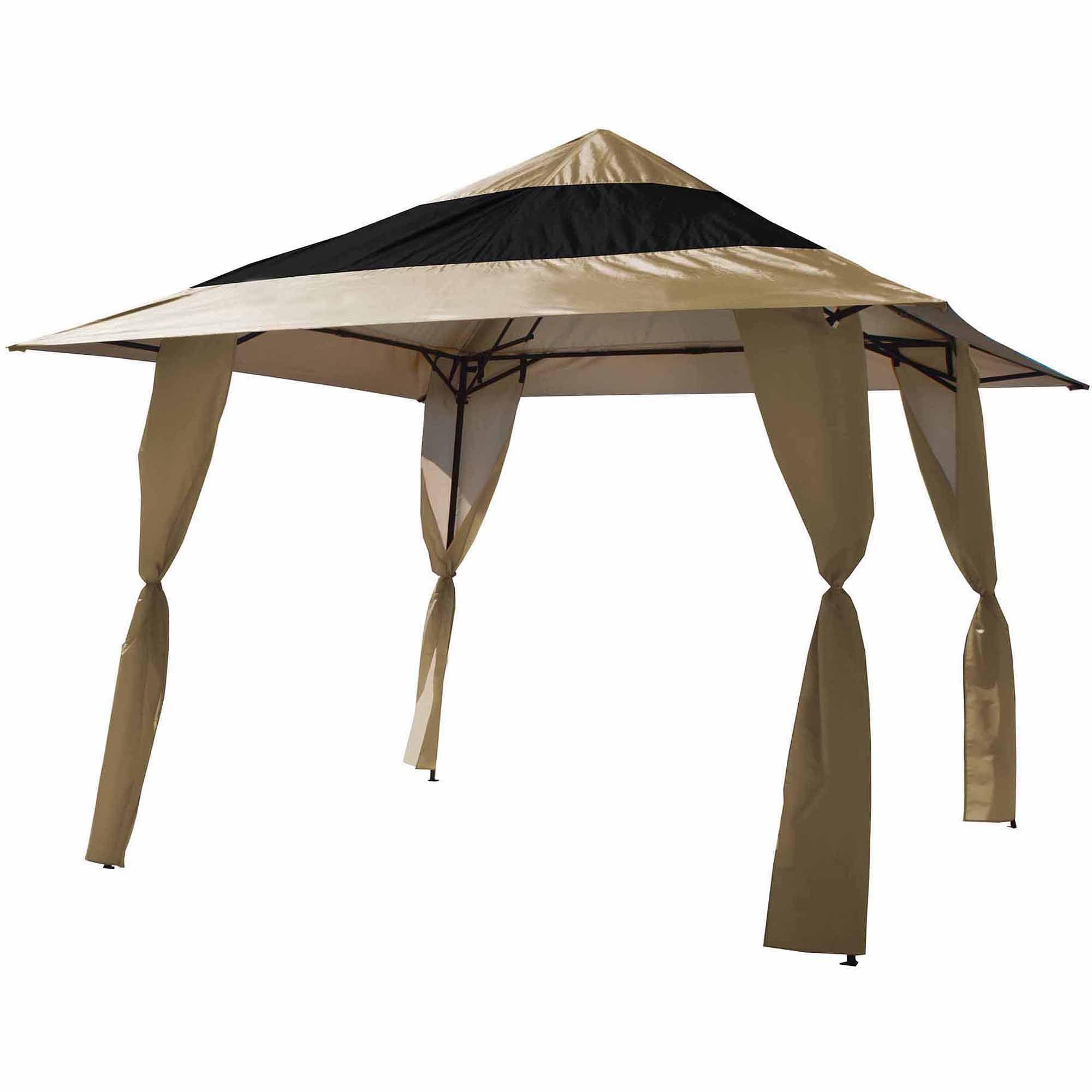 E-Z Up Veranda 12'x12' Slant Leg Instant Canopy ( 144 sq. ft. coverage)
