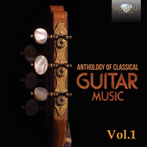 Anthology of Classical Guitar Music Anthology of Classical Guitar Music [CD] by PID