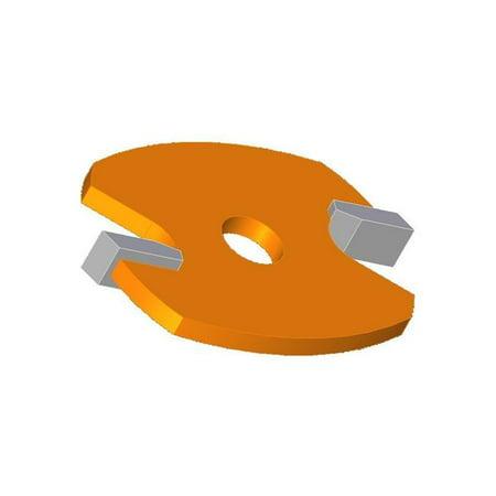 CMT CMT822.020.11 0.25 in. Slot Cutter Bit - Carbide