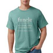 CafePress - Fun Uncle Definition T-Shirt - Mens Comfort Colors Shirt