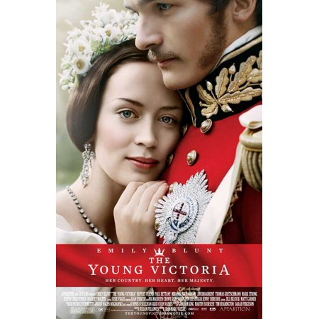 The Young Victoria (2009) 11x17 Movie Poster