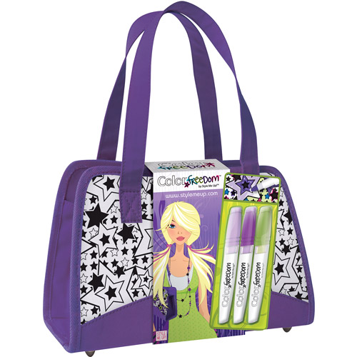 Style Me Up Color Freedom Deluxe Purse