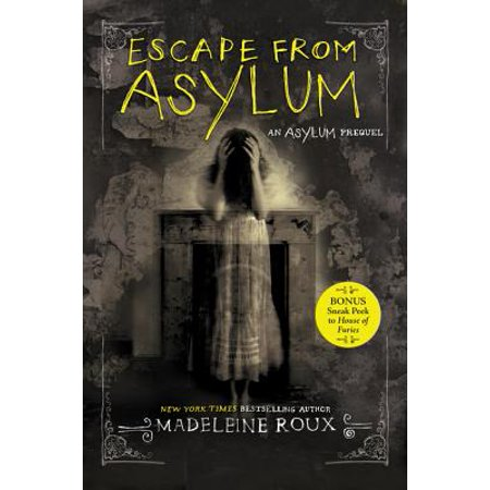 Escape from Asylum](Escape From Halloween)