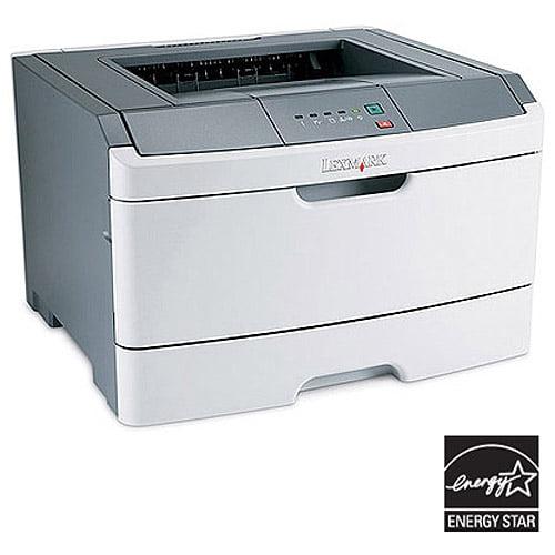 Lexmark E260dn - printer - monochrome - laser