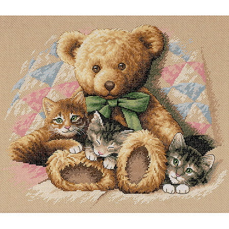 Kittens Counted Cross Stitch (Dimensions